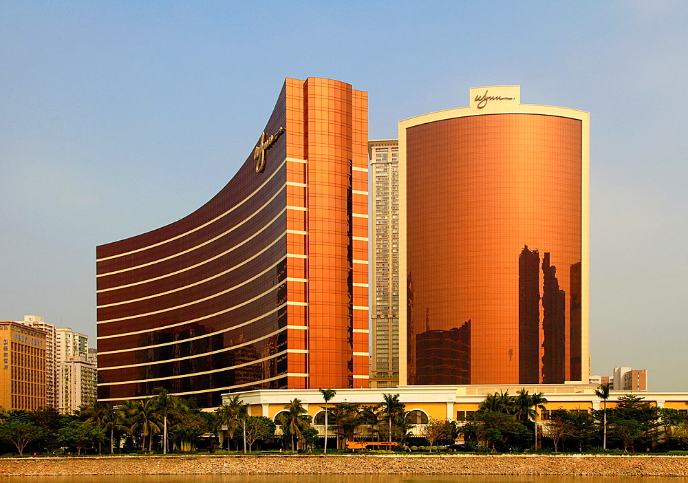 China, Macau, Wynn, hotel, casino,
