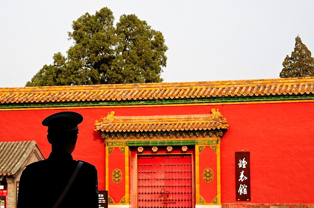 Forbidden City, Beijing, China, Asia. - 817-438464