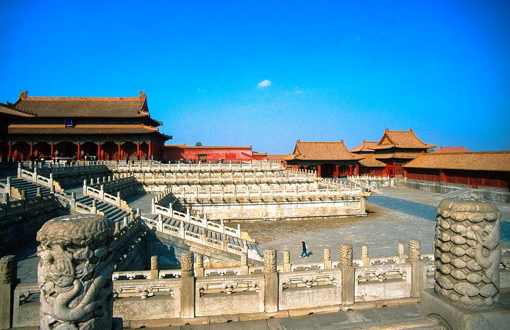 Inside The 'Forbidden City' In Beijing