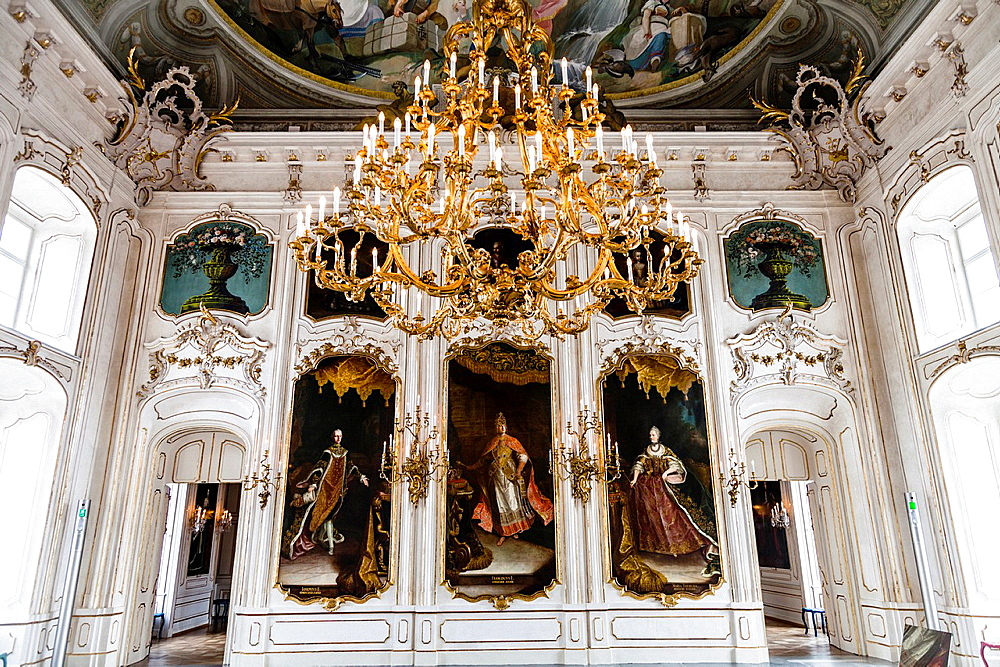 Imperial Palace, provincial capital Innsbruck, Tyrol, Austria, Europe.
