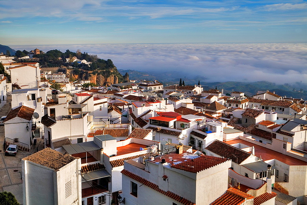 Mijas, Andalusia, Spain.