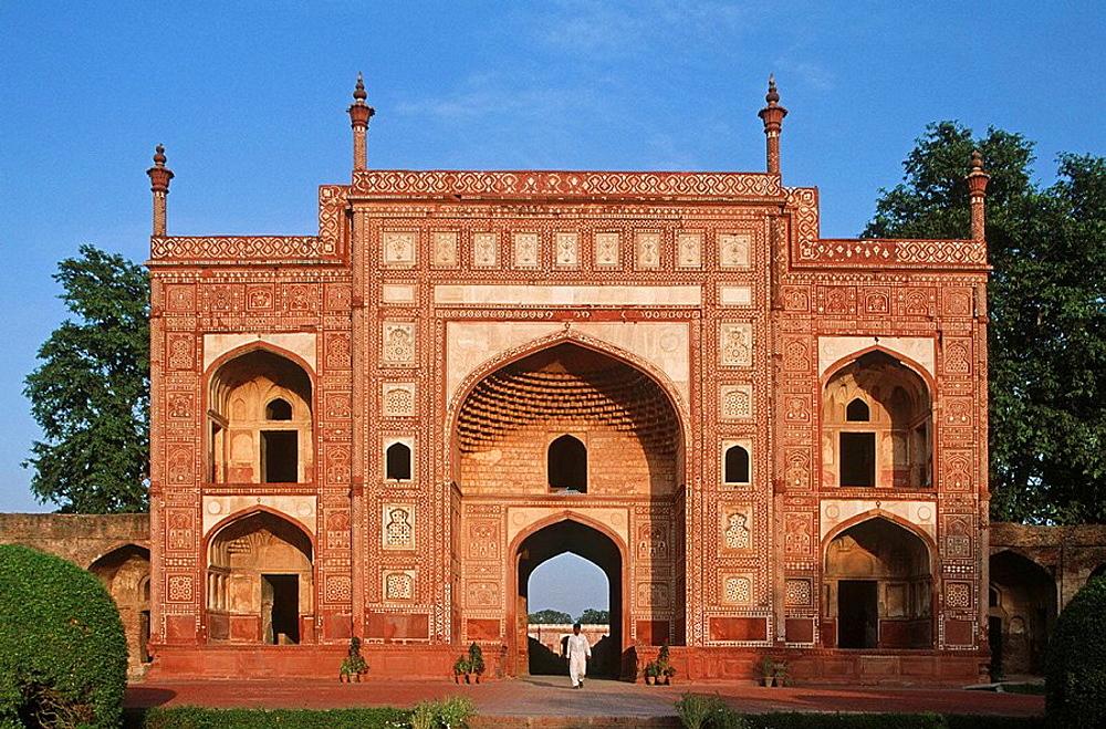 Pakistan, Punjab Region, Lahore, Jahangir's mausoleum