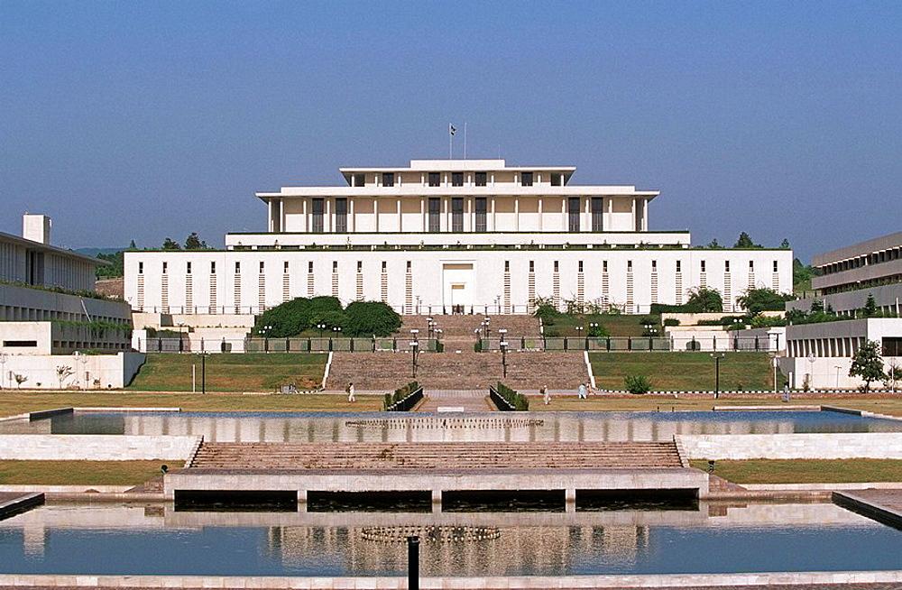 Pakistan, Punjab Region, President's Palace, Islamabad