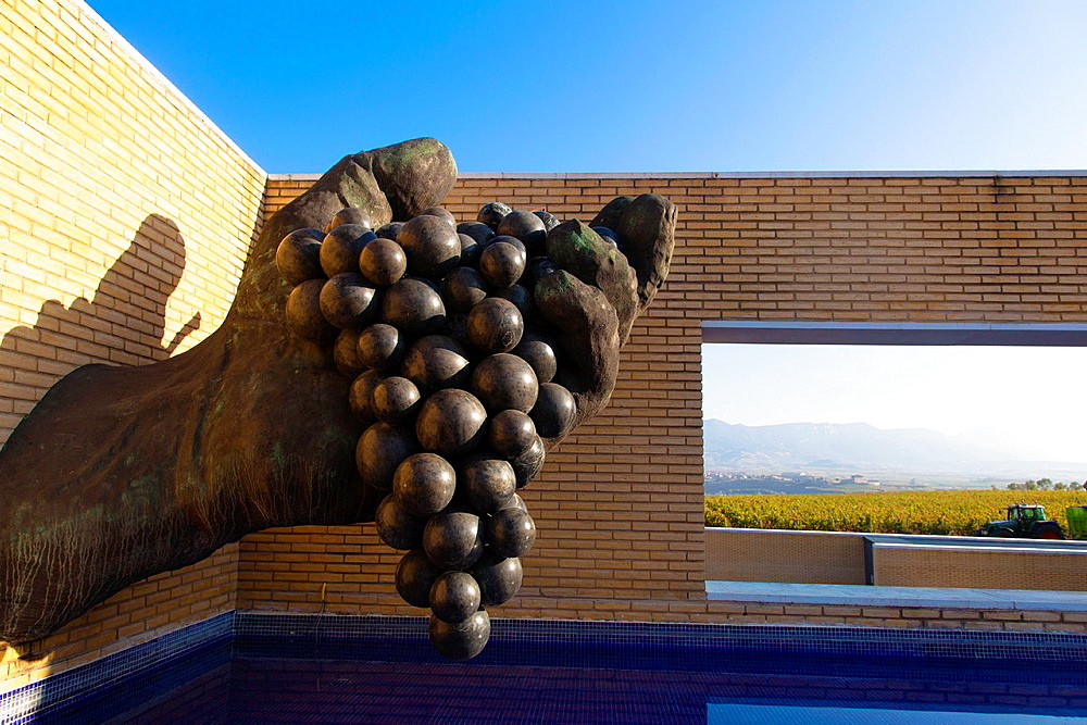 Museum of Wine Culture in Briones, La Rioja, Spain, Europe.