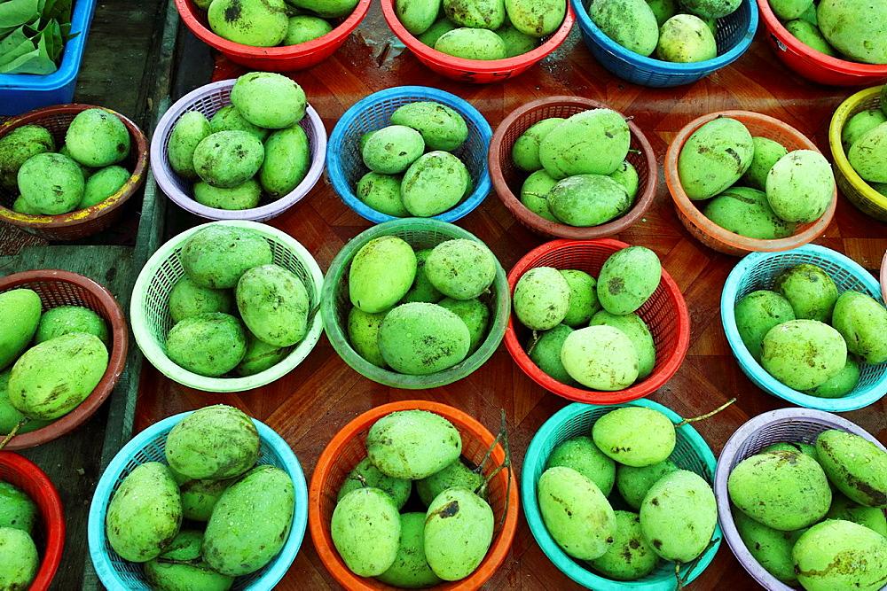 Tropical Fruits of Asia, Manggo, Malaysia