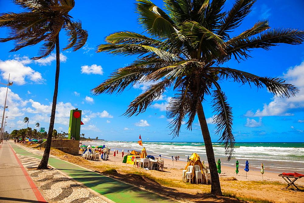 Praia de Piata beach, Salvador, Bahia, Brazil