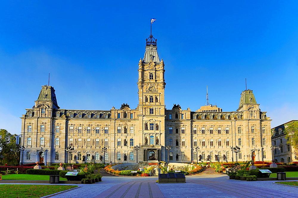 Canada , Quebec City , Parliament Bldg.