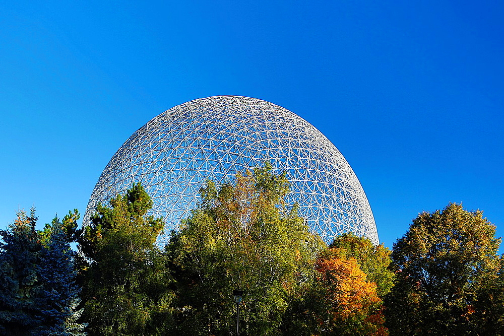Canada , Quebec Province , Montreal City , Biosphere Environmental Museum.