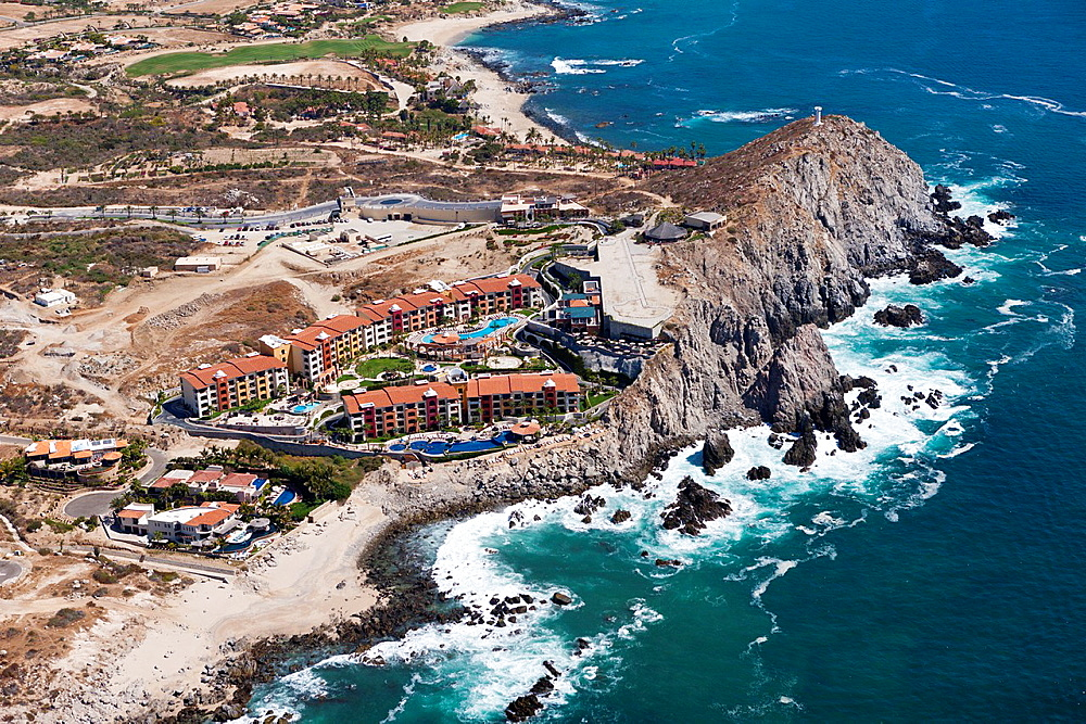 Resorts near Cabo San Lucas, Cabo San Lucas, Baja California Sur, Mexico.