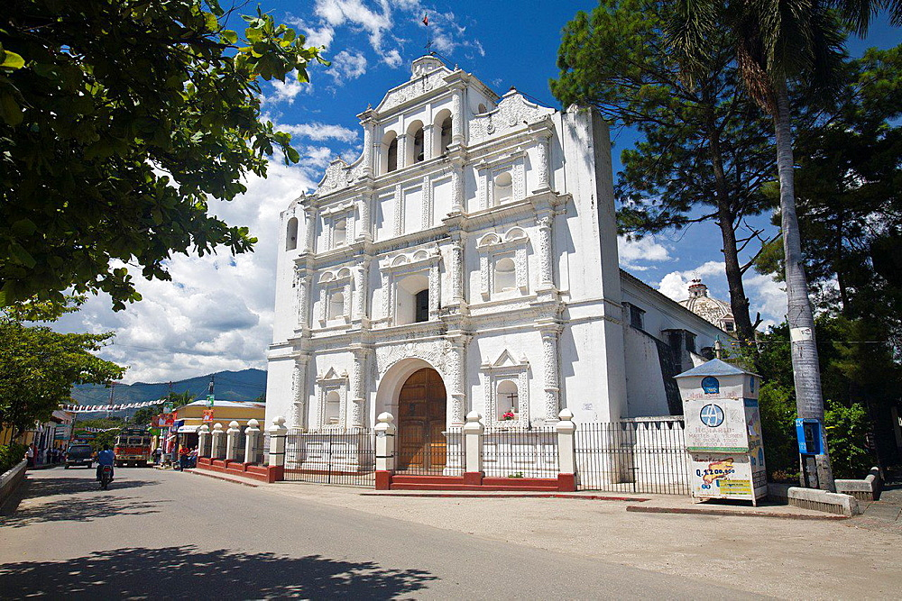 Cathedral, Salama, Guatemala