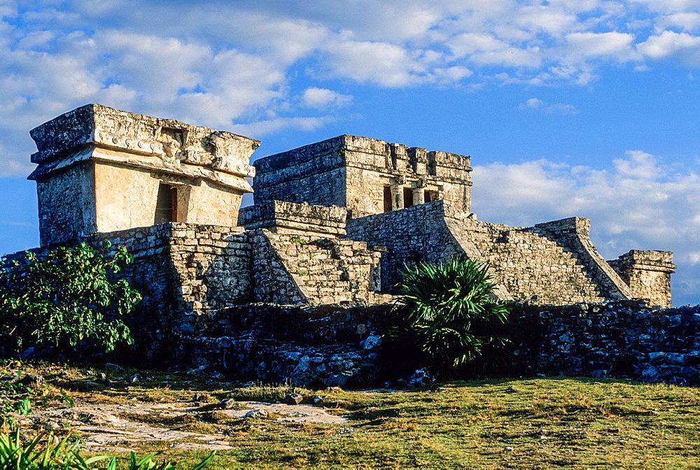 Tulum ruins. Yucatan. Mexico