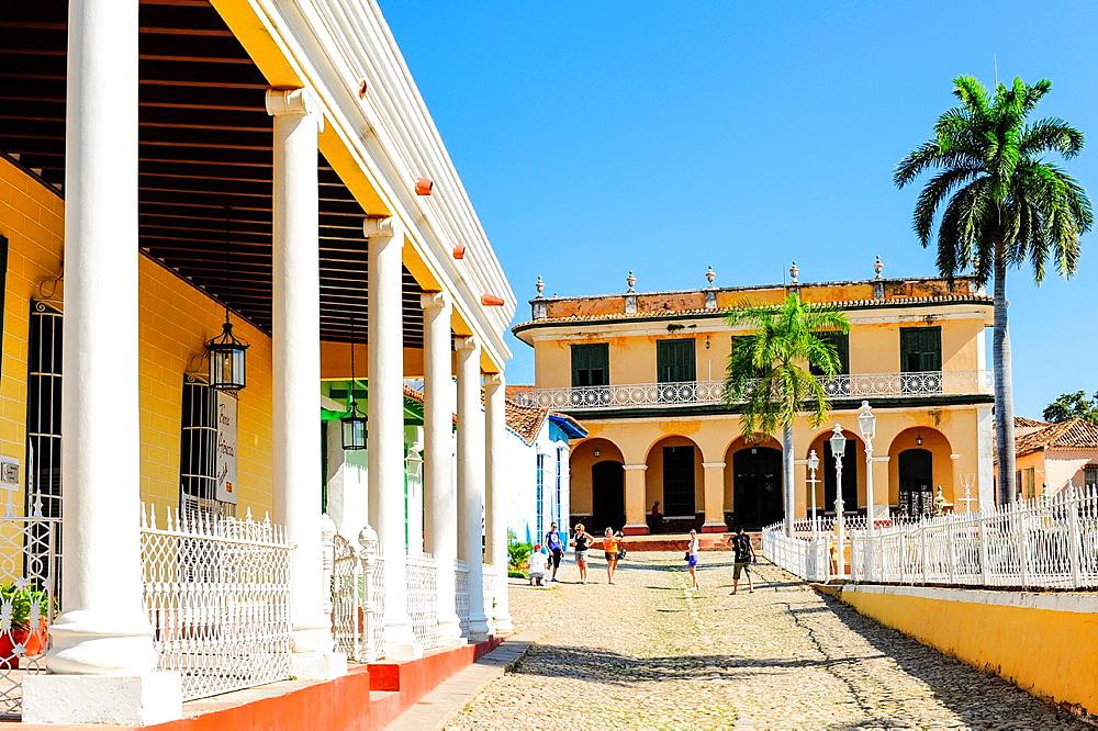 Cuba, Trinidad, Sancti Spiritus.