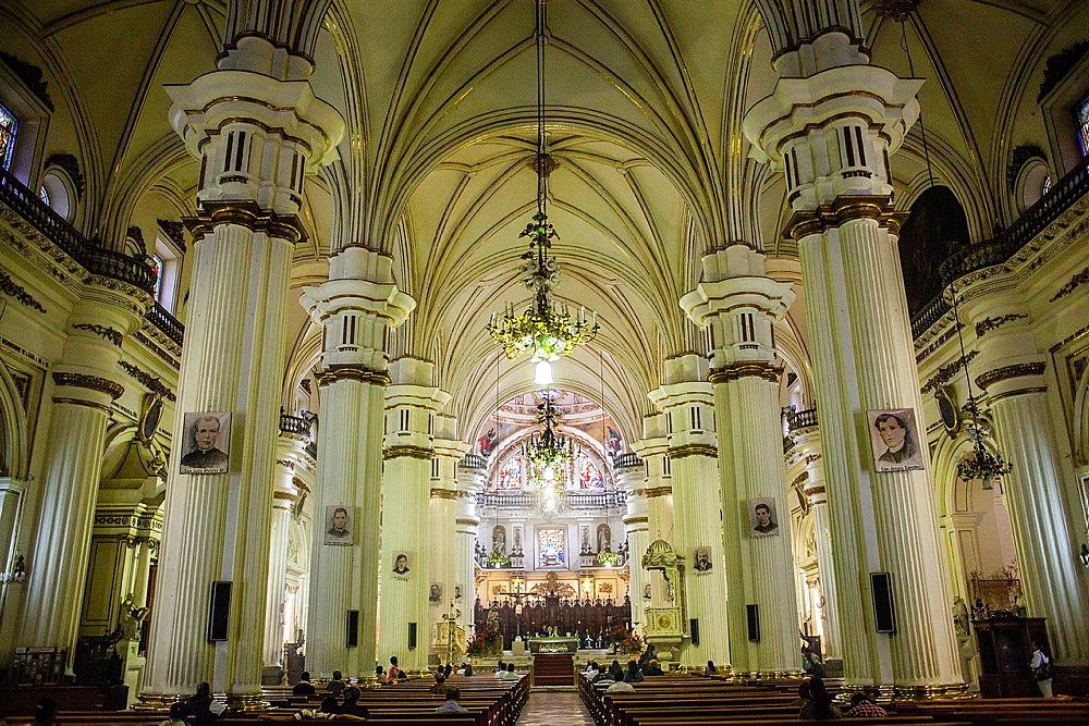 Cathedral, Guadalajara. Jalisco, Mexico.