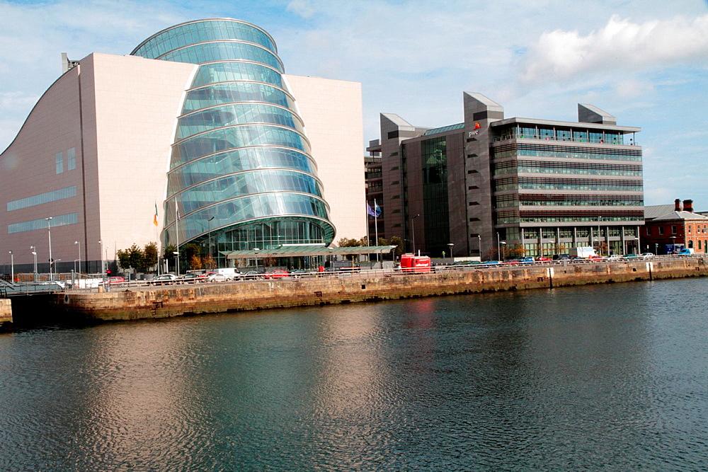 Convention Centre Dublin, Dublin Docklands, Dublin, Ireland
