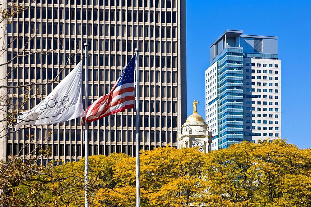 Downtown Hartford Connecticut