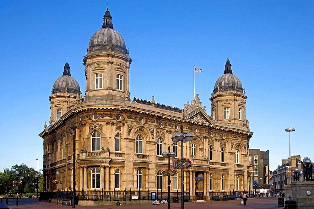 Kingston-Upon-Hull, Hull Maritime Museum, Founded in 1912, moved to the old Dock Offices in 1974, East Riding of Yorkshire, UK