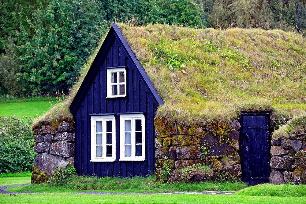 museum in Skogar, Iceland