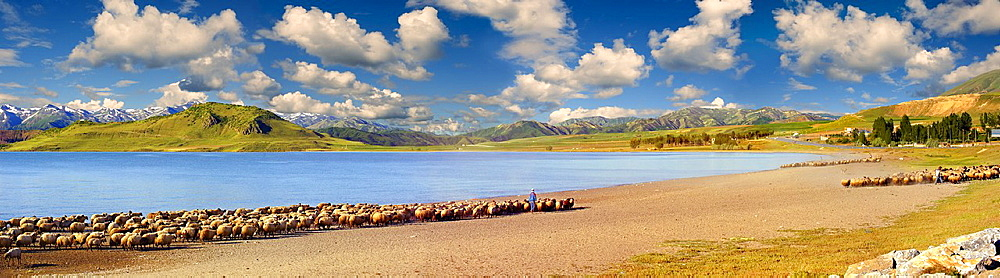 Shoreline of Lake Van, Turkey 2.