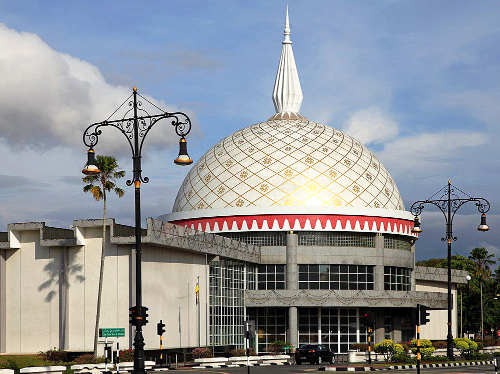 Royal Regalia Museum, Bandar Seri Begawan, Brunei