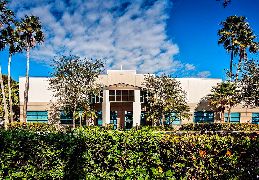 Weston FL. Corporate office business park.