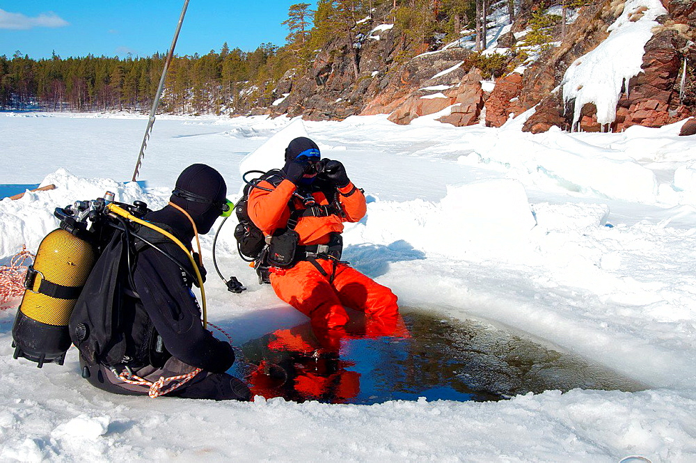 Arctic, Russia, Russian north, Kareliya, White sea.