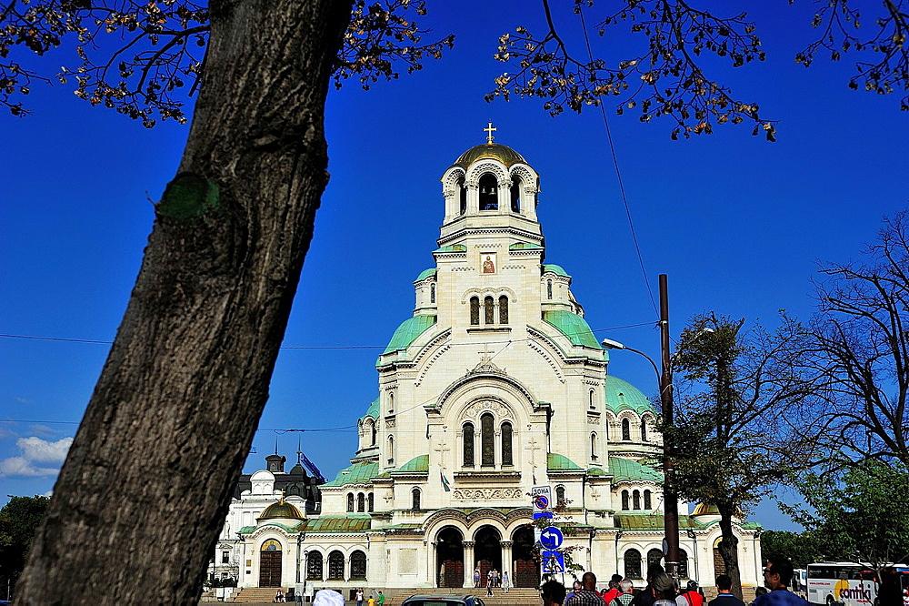 Alexander Nevsky Orthodox Cathedral, Sofia, Bulgaria