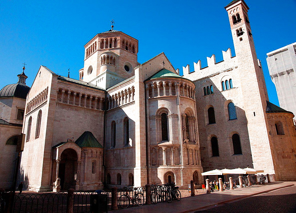 Duomo (cathedral), Trento, Italy