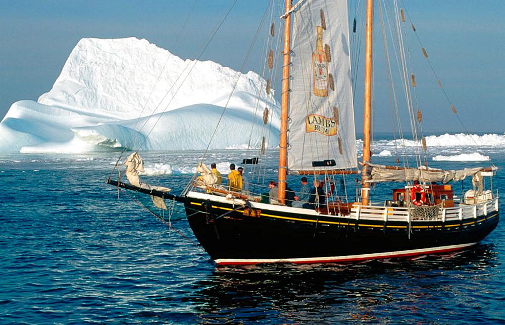 Saint John's Bay. Newfoundland (Terre Neuve). Canada