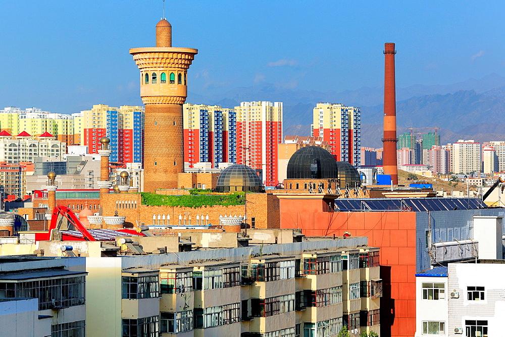 Urumqi, Xinjiang Uyghur Autonomous Region, China.
