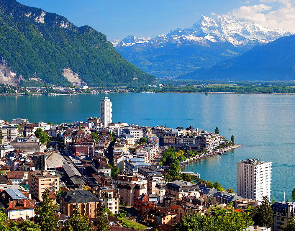 Montreux, Switzerland.