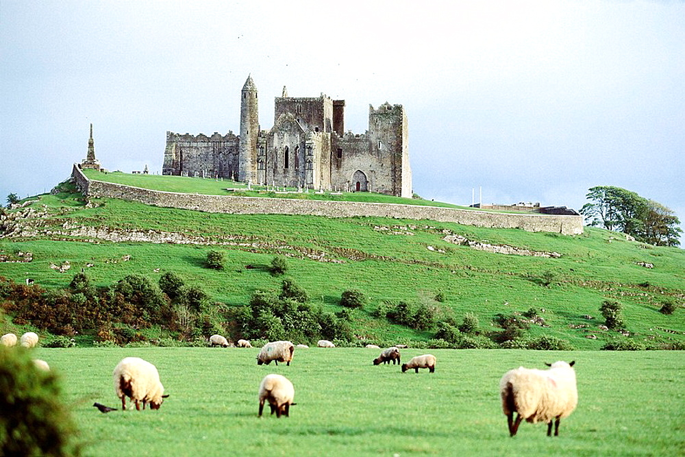 Ireland, County Tipperary, Rock of cashel.