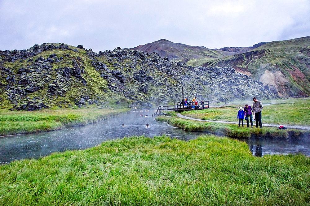 Landmannalaugar. Iceland.