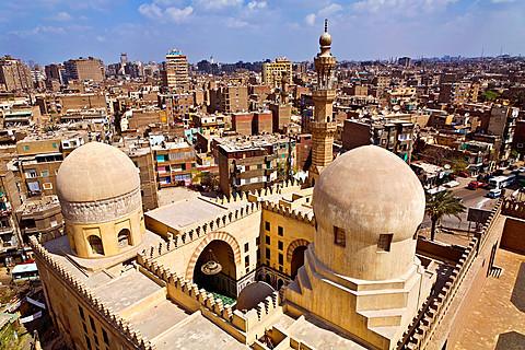 ibn tulun mosque. cairo.