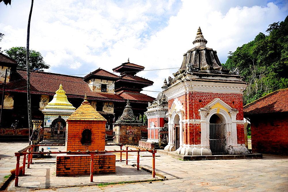 Indreshwar Mahadev Hindu temple, Panauti, Kathmandu Valley, Nepal - 817-471138