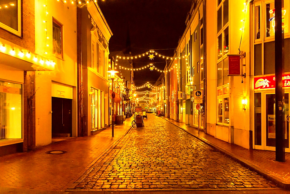 The Christmas Market at Flensburg.