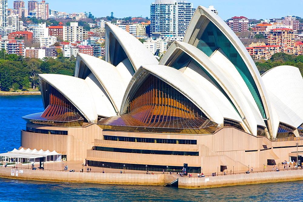 sydney opera house. - 817-471847