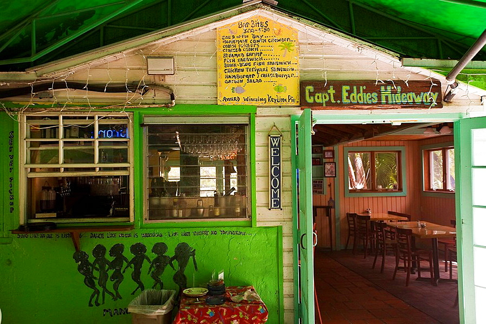 Mangrove Mamas Restaurant, Key West, Florida, USA