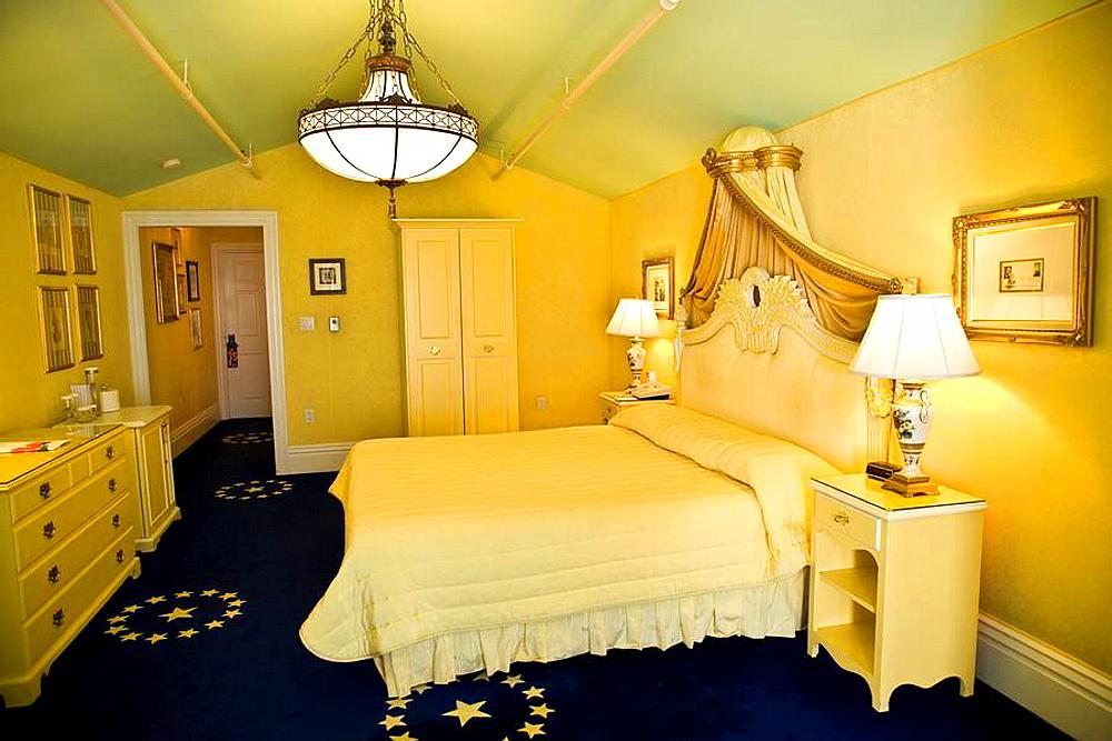 Grand Hotel on Mackinac Island, Michigan