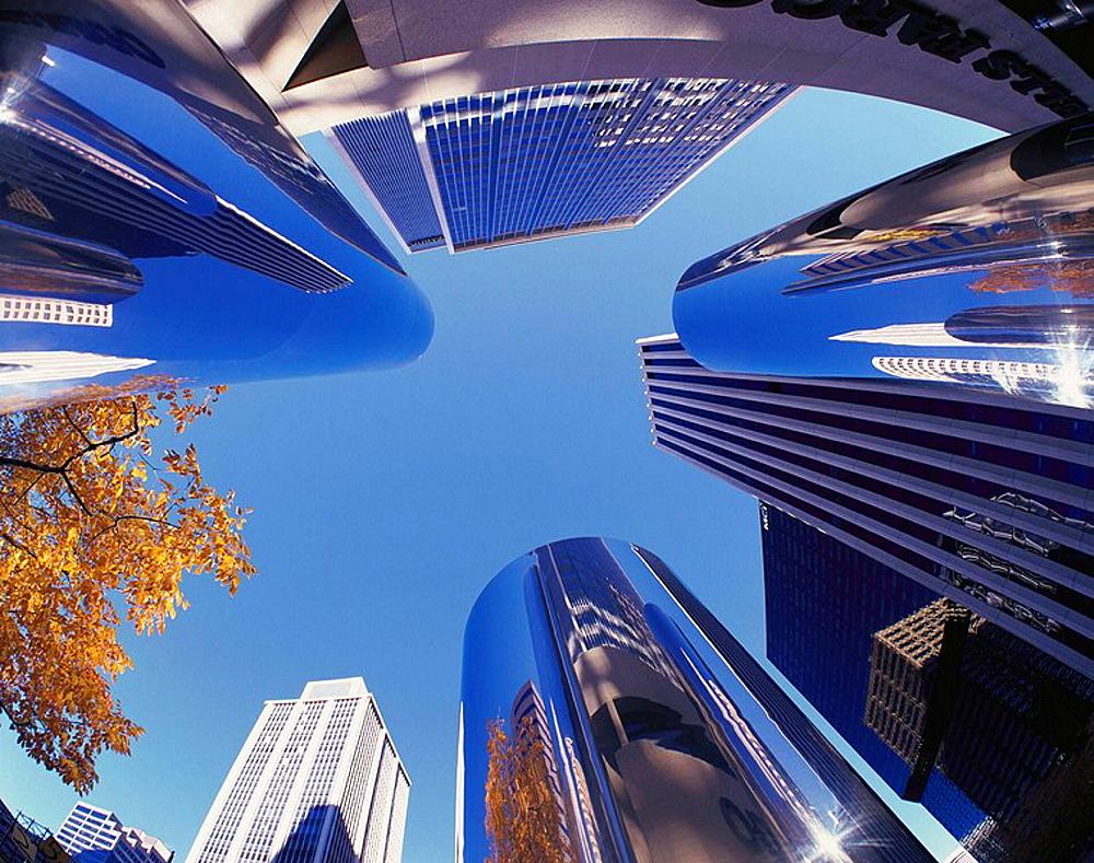 Buildings, Denver, Colorado, USA