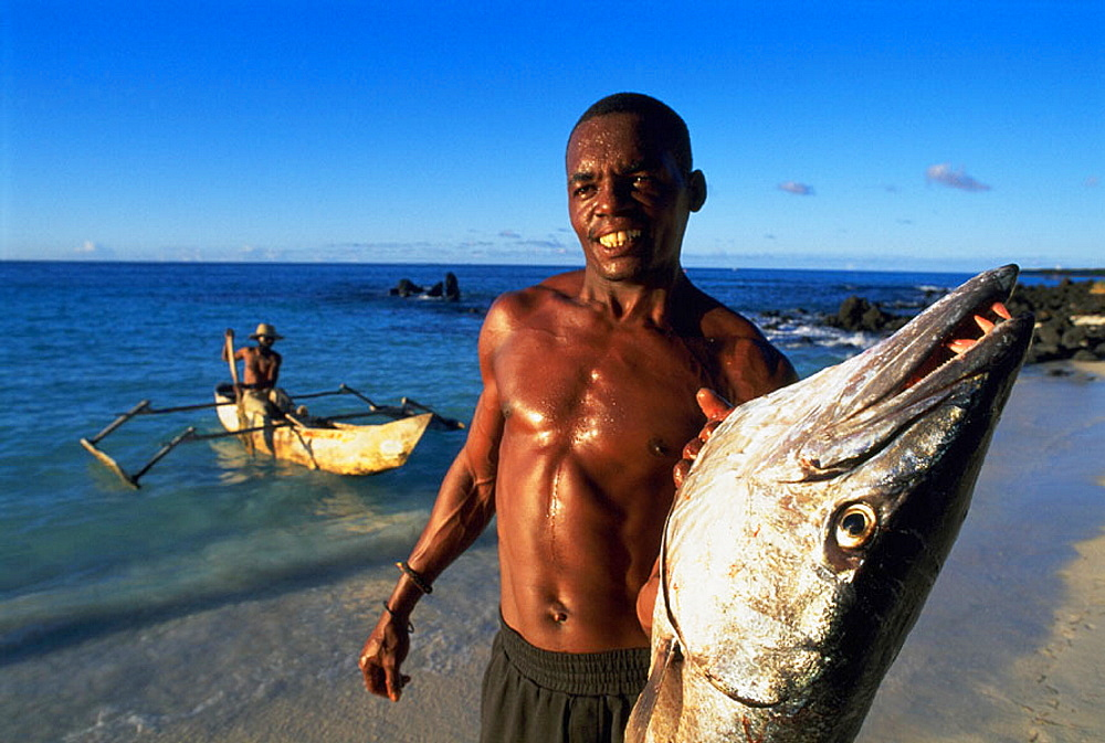 Catch of the day, Comoros Islands
