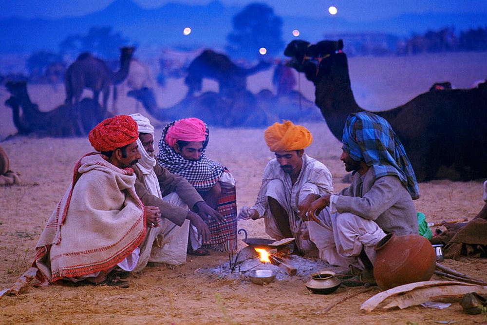 Pushkar fair, India - 817-653