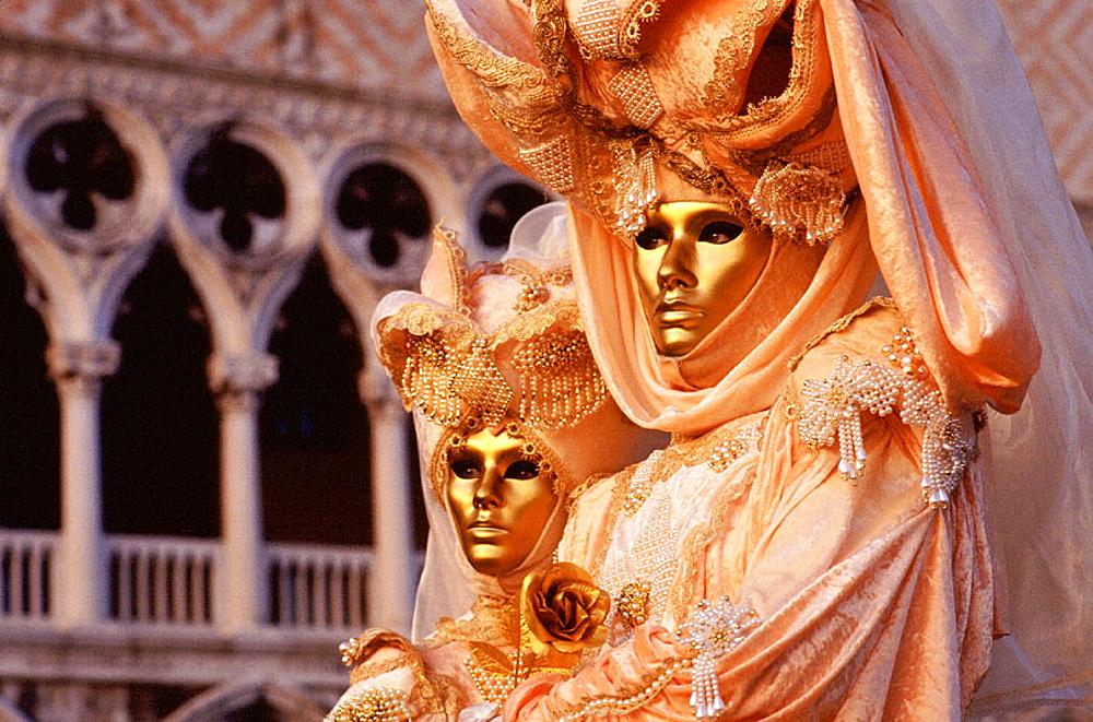 Carnival, Venice, Italy - 817-70