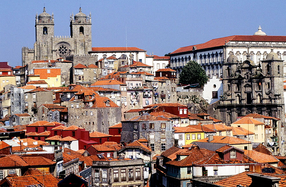 Se cathedral (12th century), Porto, Portugal