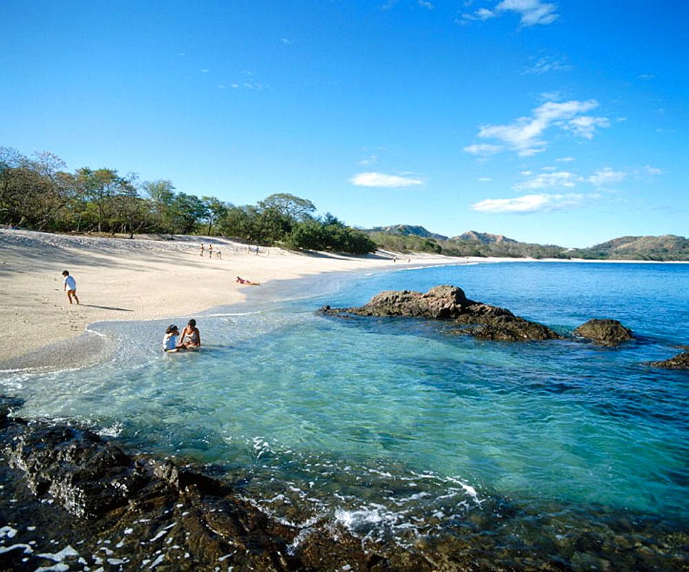 Conchal beach, Nicoya Peninsula, Costa Rica - 817-72406