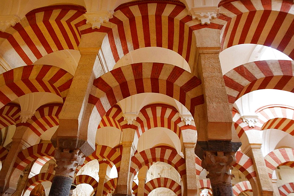 Great Mosque, Cordoba, Andalucia, Spain