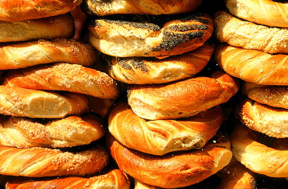 Big Bagels, Rynek Glowny (main square), Krakow, Poland