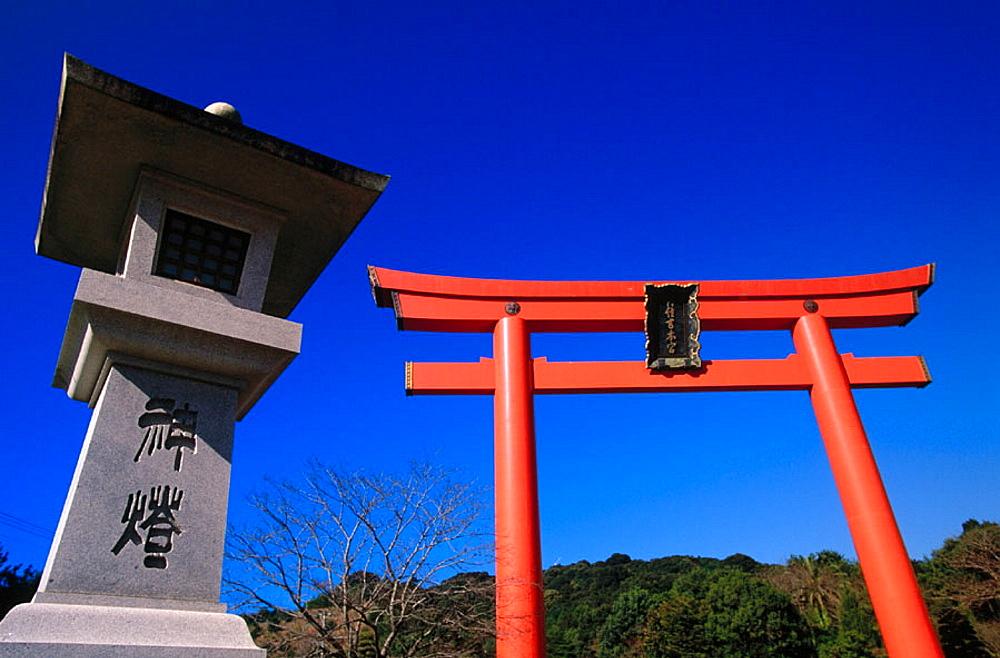 Torii Gate, Nagasaki, Japan