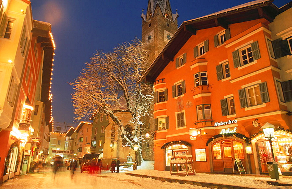 Kitzbuhel, Tirol, Austria