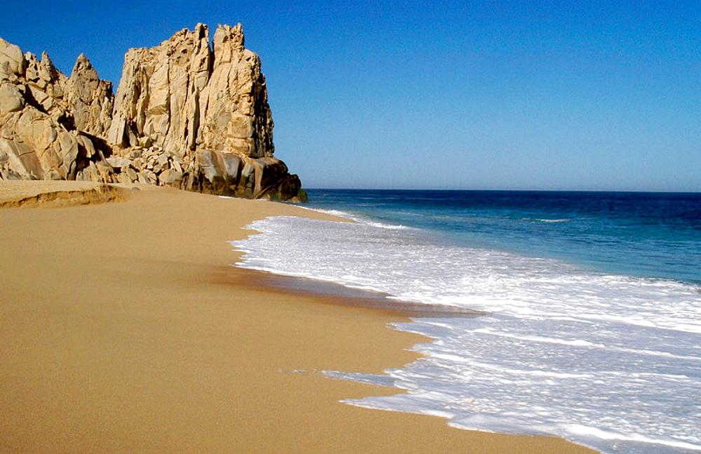 Cabo San Lucas beach, Mexico