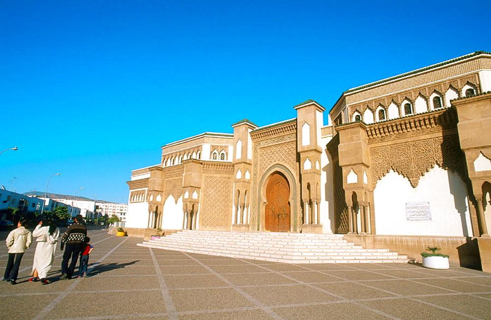 Mohammed V Mosque, Agadir, Morocco